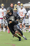 Orange, CA 05/17/14 - unidentified Colorado University player(s) in action during the 2014 MCLA Division I Men's Lacrosse Championship game between Arizona State and Colorado at Chapman University in Orange, California.  Colorado defeated Arizona State 13-12.
