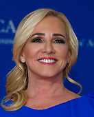 Fox Business News anchor Jamie Colby arrives for the 2018 White House Correspondents Association Annual Dinner at the Washington Hilton Hotel on Saturday, April 28, 2018.<br /> Credit: Ron Sachs / CNP<br /> <br /> (RESTRICTION: NO New York or New Jersey Newspapers or newspapers within a 75 mile radius of New York City)