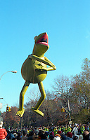 Kermit The Frog Thanksgiving Day Parade Float<br />