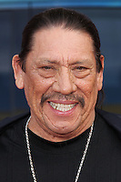"""HOLLYWOOD, LOS ANGELES, CA, USA - MARCH 11: Danny Trejo at the World Premiere Of Disney's """"Muppets Most Wanted"""" held at the El Capitan Theatre on March 11, 2014 in Hollywood, Los Angeles, California, United States. (Photo by Xavier Collin/Celebrity Monitor)"""