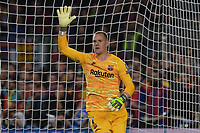 FOOTBALL: FC Barcelona vs SK Slavia Praha Champions League<br /> Marc  Andre Ter Stegen<br /> Barcellona 5-11-2019 Camp Nou <br /> Barcelona - Slavia Praga <br /> Champions League 2019/2020<br /> Foto Paco Largo / Panoramic / Insidefoto <br /> Italy Only
