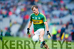 Fiáchra Clifford Kerry in action against  Cavan in the All Ireland Minor Semi Final in Croke Park on Sunday.