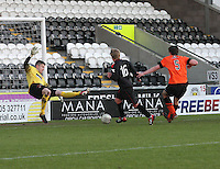 St Mirren v Dundee United Under 20's 140513