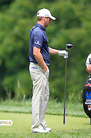 Marc WARREN (SCO) tees off the 2nd tee during Thursday's Round 1 of the 2014 PGA Championship held at the Valhalla Club, Louisville, Kentucky.: Picture Eoin Clarke, www.golffile.ie: 7th August 2014