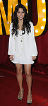 Vanessa Hudgens arriving to the Los Angeles premiere for High School Musical 3 Senior Year, held at the Galen Center Los Angeles, Ca. October 16, 2008. Fitzroy Barrett