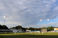 General view of play in the late evening session during Essex CCC vs Middlesex CCC, Specsavers County Championship Division 1 Cricket at The Cloudfm County Ground on 26th June 2017