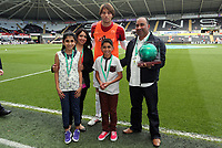 Pictured: Michu (C).<br />