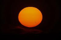 Sol y atardecer del Hermosillo