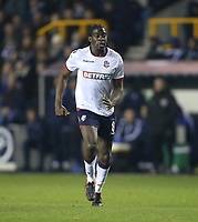 Bolton Wanderers' Clayton Donaldson<br /> <br /> Photographer Rob Newell/CameraSport<br /> <br /> The EFL Sky Bet Championship - Millwall v Bolton Wanderers - Saturday 24th November 2018 - The Den - London<br /> <br /> World Copyright &copy; 2018 CameraSport. All rights reserved. 43 Linden Ave. Countesthorpe. Leicester. England. LE8 5PG - Tel: +44 (0) 116 277 4147 - admin@camerasport.com - www.camerasport.com