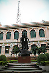 Vietnam, Ho Chi Minh City, Saigon, Architecture, Buildings, Structures, Statues