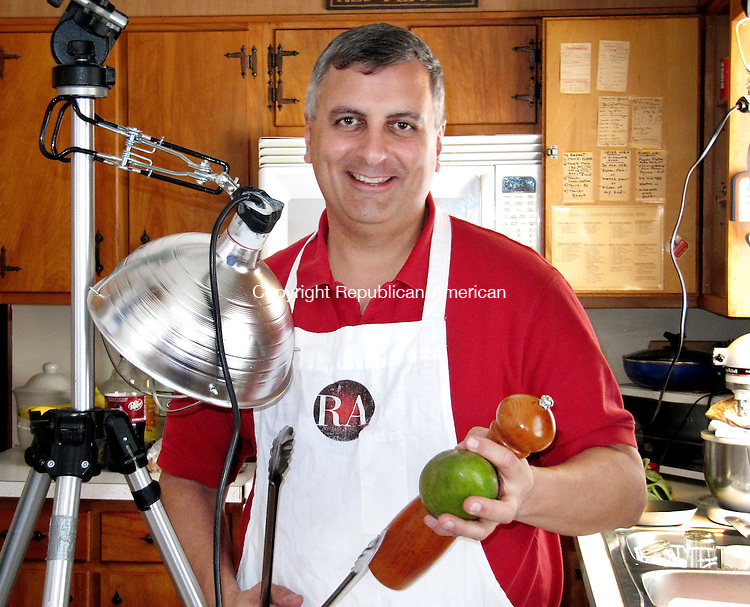 WATERBURY, CT. 21 March 2011-032111SV11--What's For Dinner, in house promo ad. Can be used for the Marketplace ad.<br /> Steven Valenti Republican-American