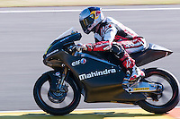 Rider at pre season winter test IRTA Moto3 & Moto2 at Ricardo Tormo circuit in Valencia (Spain), 11-12-13 February 2014