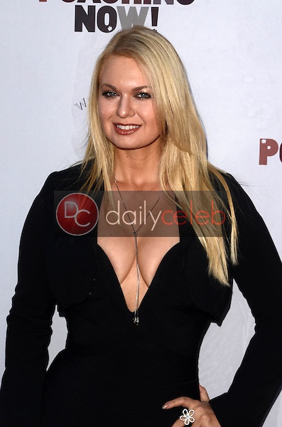 Angeline Rose Troy<br /> at the Stop Poaching Now 2016 Gala, Ago Restaurant, West Hollywood, CA 05-25-16<br /> David Edwards/Dailyceleb.com 818-249-4998
