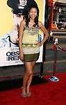 "HOLLYWOOD, CA. - April 06: Kali Hawk arrives at the Los Angeles premiere of ""Observe and Report"" at Grauman's Chinese Theater on April 6, 2009 in Hollywood, California."
