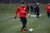 Omar Mascarell (Eintracht Frankfurt) - 05.12.2017: Eintracht Frankfurt Training, Commerzbank Arena