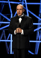 MOUNTAIN VIEW, CA - DECEMBER 3: Yuri Milner appears on the 6th Annual Breakthrough Prize at NASA Ames Research Center on December 3, 2017 in Mountain View, California. (Photo by Frank Micelotta/NatGeo/PictureGroup)