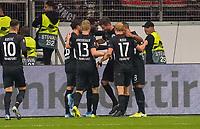 24.10.2019: Eintracht Frankfurt vs. Standard Lüttich