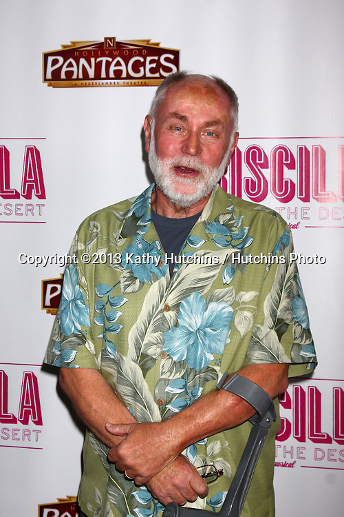 "LOS ANGELES - MAY 29:  Robert David Hall arrives at  the ""Priscilla Queen of the Desert"" Play Opening at the Pantages Theater on May 29, 2013 in Los Angeles, CA"