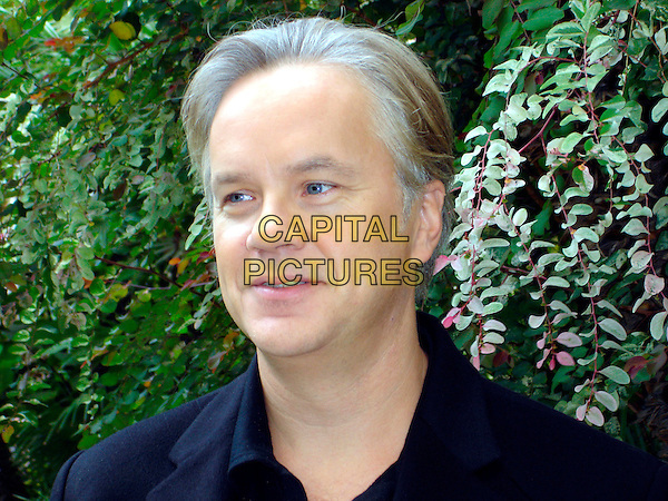 TIM ROBBINS .Photocall in the Wetherly Room at The Four Seasons Hotel in Beverly Hills, USA. .October 25th 2006.Ref: AW .headshot portrait.www.capitalpictures.com.sales@capitalpictures.com.©Anita Weber/Capital Pictures.
