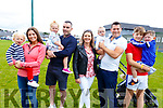 The O&rsquo;Shea and O&rsquo;Brien family enjoying the Kerins O&rsquo;Rahillys Strand Road community day on Sunday.<br /> L-r, Conor, Maura, Barry and Eva O&rsquo;Shea, Vivien, Fionan, Ger, Ben and Cian O&rsquo;Brien.