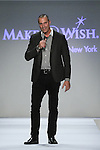 Photographer Nigel Barker hosts the Rookie USA Fall 2017 kidswear fashion show, presented by Haddad Brands in partnership with Make A Wish Metro New York, at NYFW: The Shows Fall 2017 at Skylight Clarkson Square on February 15, 2017.