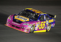 Oct. 15, 2009; Concord, NC, USA; NASCAR Sprint Cup Series driver Michael Waltrip during qualifying for the Banking 500 at Lowes Motor Speedway. Mandatory Credit: Mark J. Rebilas-
