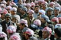 Iran 1991 In Mahabad, the funeral of Hajar Charafkandi with Masoud Barzani and his peshmergas   Iran 1991 L'enterrement de Hajar Charafkandi, le poete,  a Mahabad en presence de Masoud Barzani et de ses peshmergas