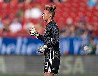 FRISCO, TX - MARCH 11: Sandra Panos #13 of Spain looks to her defense during a game between England and Spain at Toyota Stadium on March 11, 2020 in Frisco, Texas.