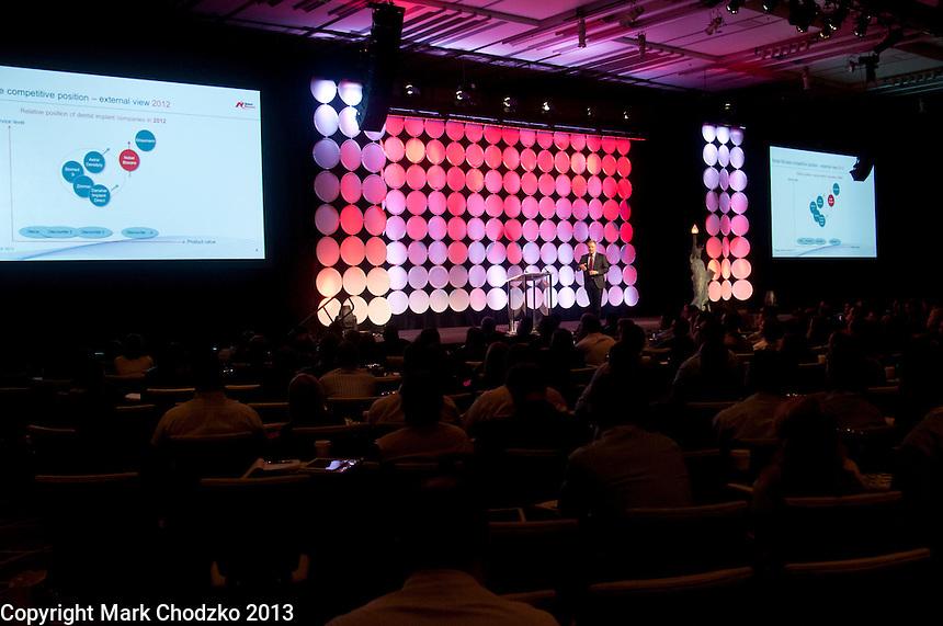 Nobel Biocare 2013 National Sales Meeting at the Loews Hotel, Hollywood, California