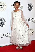 LOS ANGELES - JAN 30:  Faithe Herman at the 35th Artios Awards at the Beverly Hilton Hotel on January 30, 2020 in Beverly Hills, CA