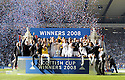 24/05/2008   Copyright Pic: James Stewart.File Name : sct_jspa14_qots_v_rangers.RANGERS PLAYERS CELEBRATE WINNING THE SCOTTISH CUP.....James Stewart Photo Agency 19 Carronlea Drive, Falkirk. FK2 8DN      Vat Reg No. 607 6932 25.Studio      : +44 (0)1324 611191 .Mobile      : +44 (0)7721 416997.E-mail  :  jim@jspa.co.uk.If you require further information then contact Jim Stewart on any of the numbers above........