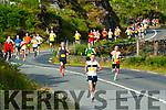 Half Marathon runners pictured on the scenic route of The Gleneagle Hotel Run Killarney 2018 last Saturday morning.