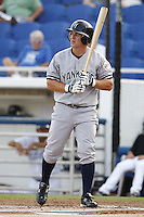 July 11, 2009:  Matt Cusick of the Tampa Yankees during a game at Dunedin Stadium in Dunedin, FL.  Tampa is the Florida State League High-A affiliate of the New York Yankees.  Photo By Mike Janes/Four Seam Images