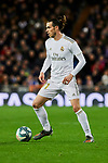 Gareth Bale of Real Madrid during La Liga match between Real Madrid and Athletic Club de Bilbao at Santiago Bernabeu Stadium in Madrid, Spain. December 22, 2019. (ALTERPHOTOS/A. Perez Meca)