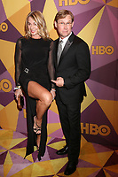 LOS ANGELES - JAN 7:  Nadia Comaneci, Bart Conner at the HBO Post Golden Globe Party 2018 at Beverly Hilton Hotel on January 7, 2018 in Beverly Hills, CA