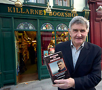 Mick O'Dwyer pictured with his book 'Blessed and Obsessed' at the Killarney Bookshop on Saturday.<br /> Picture by MacMonagle, Killarney