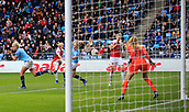 2018 Womens Super League Football Man City v Arsenal Dec 2nd