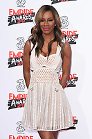 Amma Assante at the Empire Film Awards 2017 at The Roundhouse, Camden, London, UK. <br /> 19 March  2017<br /> Picture: Steve Vas/Featureflash/SilverHub 0208 004 5359 sales@silverhubmedia.com