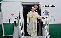 20130722 Papa Francesco a Rio de Janeiro