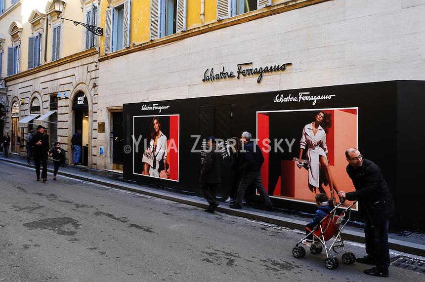 Rome Fashion- Editorial