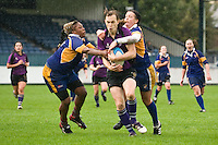 Manchester University  v Manchester Metropolitan University Womens Varsity Match 2012 - Client Area