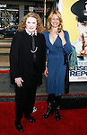 "HOLLYWOOD, CA. - April 06: Celia Weston and Arija Bareikis arrive at the Los Angeles premiere of ""Observe and Report"" at Grauman's Chinese Theater on April 6, 2009 in Hollywood, California."