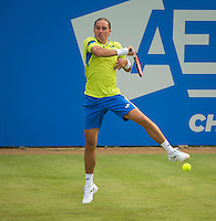 ALEXANDR DOLGOPOLOV (UKR)<br /> <br /> TENNIS - AEGON CHAMPIONSHIPS -  2015 -  QUEENS CLUB - LONDON -  ATP 500- 2015  - ENGLAND - UNITED KINGDOM<br /> <br /> &copy; AMN IMAGES
