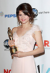 Selena Gomez at The 2009 Alma Awards held at Royce Hall at UCLA in Westwood, California on September 17,2009                                                                   Copyright 2009 DVS / RockinExposures