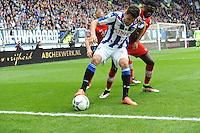 VOETBAL: HEERENVEEN: 10-04-16, Abe Lenstra Stadion, SC Heerenveen - AZ, uitslag 4-2, ©foto Martin de Jong