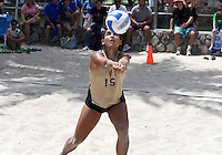 FIU Beach Volleyball v. Tulane (4/1/16)