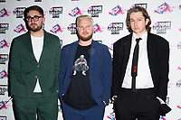 Alt J<br /> arriving for the NME Awards 2018 at the Brixton Academy, London<br /> <br /> <br /> ©Ash Knotek  D3376  14/02/2018