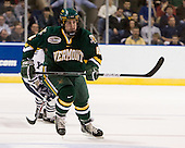 Patrick Cullity (Vermont - 4) - The University of Vermont Catamounts defeated the Yale University Bulldogs 4-1 in their NCAA East Regional Semi-Final match on Friday, March 27, 2009, at the Bridgeport Arena at Harbor Yard in Bridgeport, Connecticut.