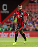 Jermain Defoe of AFC Bournemouth during the Friendly match between Bournemouth and Valencia  at the Goldsands Stadium, Bournemouth, England on 30 July 2017. Photo by Andy Rowland.