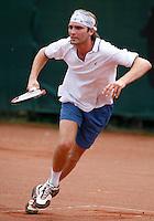 15-8-07, Amsterdam, Tennis, Nationale Tennis Kampioenschappen 2007, Steven Korteling